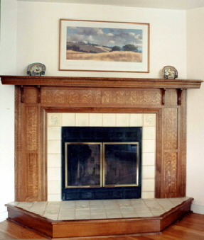mission style fireplace mantel. Mission Style Fireplace Mantle Large Installs